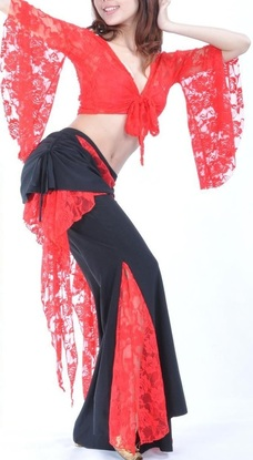 belly dance costume