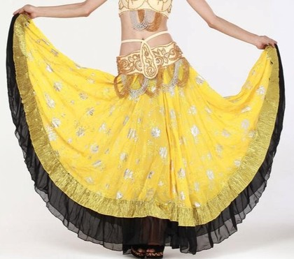 Belly Dance Skir
